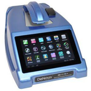 Спектрофотометр/флуориметр DS11FX+ синий