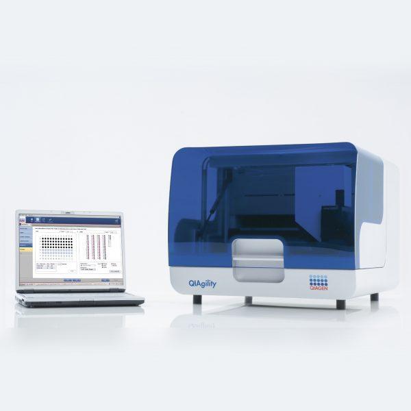 Автоматическая система дозирования жидкостей QIAgility