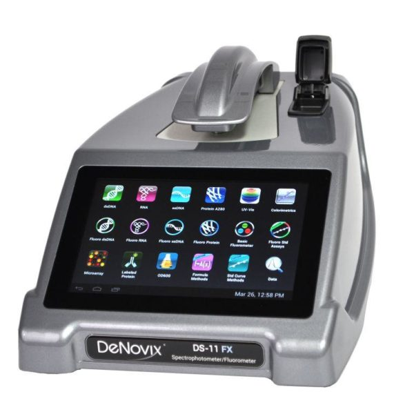 Спектрофотометр/флуориметр DS11FX серый