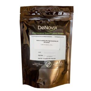 Набор реагентов Denovix dsDNA Ultra High Sensitivity Assay, 250 реакций, DeNovix