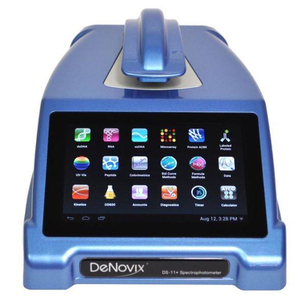 Спектрофотометр DS-11+ синий