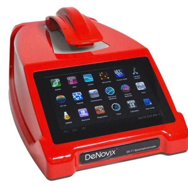 Спектрофотометр DS-11 красный