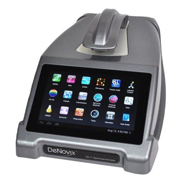 Спектрофотометр DS-11 серый