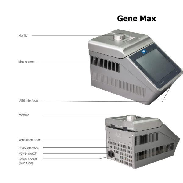 Схема GeneMax