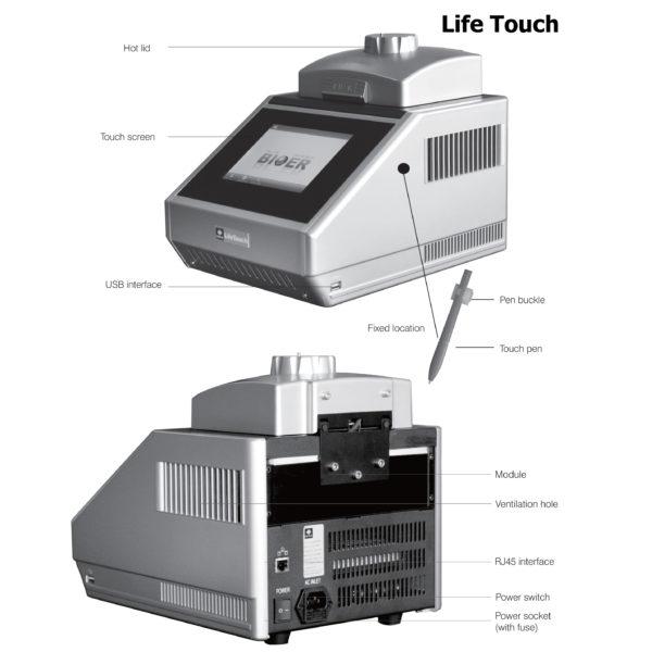Схема LifeTouch