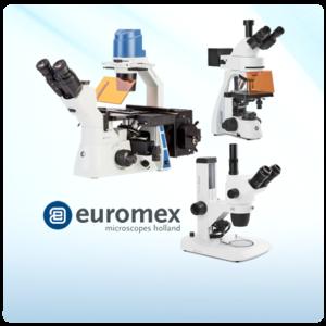 Серии микроскопов Euromex