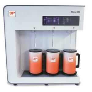 Анализаторы удельной поверхности и пористости 3P micro 300