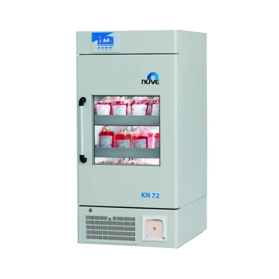 Холодильный шкаф для хранения крови KN72, NÜVE