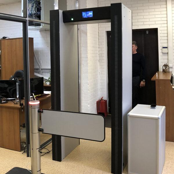 Интегрированный досмотровый комплекс SmartScan IntelliMax TRIO