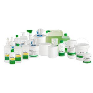 Средства для дезинфекции, ДВУ и стерилизации, Алмадез