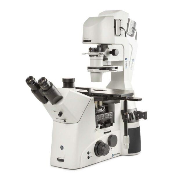 Инвертированный микроскоп DI.1053-PLPHi
